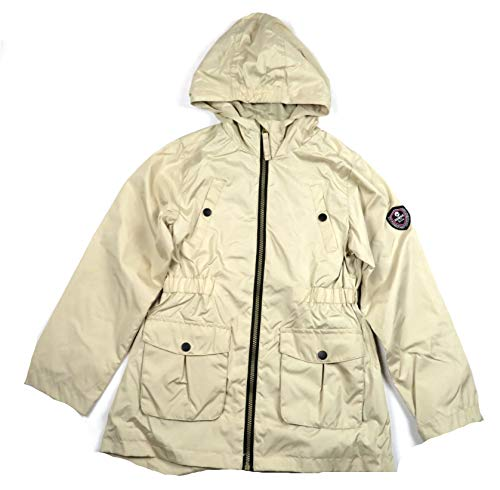 Hawke & Co. Outfitter Girl's 7-16 Hooded Lightweight Anorak (16) (Co Hawke Outfitter)