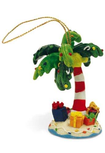 Palm Ornament Tree Christmas (Island Heritage Palm Tree 2 Ornament)