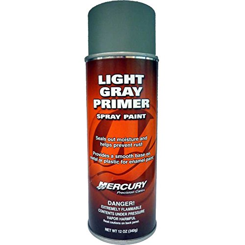 MERCURY Genuine Light Gray Primer 12Oz - 802878 52