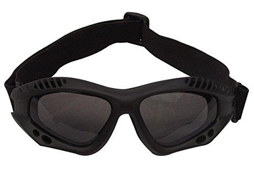 Rothco Black VenTec Tactical - Army Surplus Sunglasses
