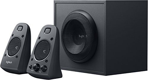 Z625 Powerful THX Sound 2.1 Speaker System for TVs, Game Consoles and Computers by Logitech (Image #1)
