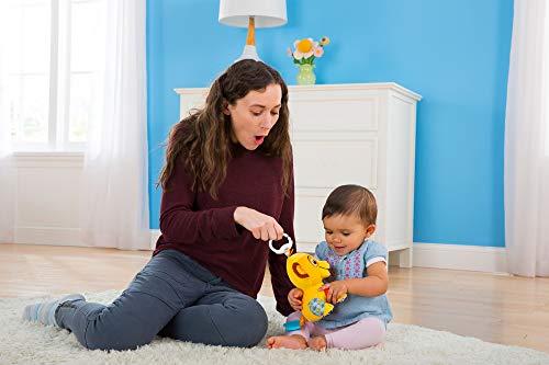41LUu0T0 LL - Lamaze Disney Lion King Clip & Go, Simba Baby Toy