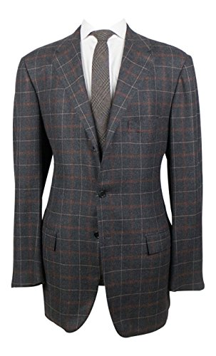kiton-napoli-charcoal-gray-cashmere-3-roll-2-sport-coat-58-48-reg