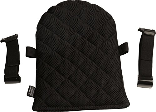 Pro Pad Quilted Diamond Mesh Small Gel Motorcyle Seat ()