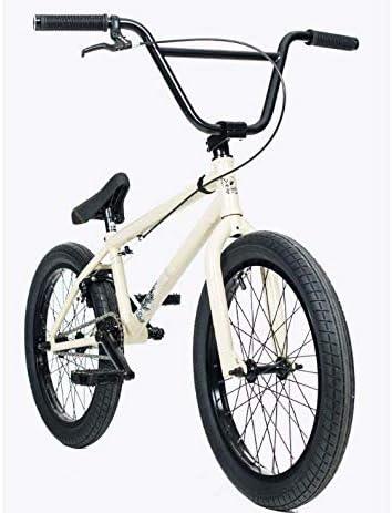 GASLIKE Bicicleta BMX para Principiantes hasta avanzados, Cuadro ...