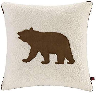 Amazon.com: Oso cuadrado Bereber funda de almohada ...