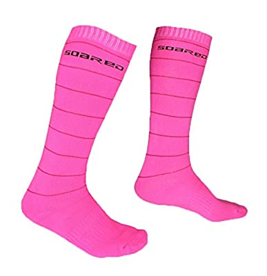 Kalily Warm Wool Snow Knee High Performance Ski Sock