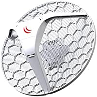 Mikrotik LHG 5 Light Head Grid 5 GHz, Integrated Dual Polarization 24.5 dBi Grid Antenna - US Version