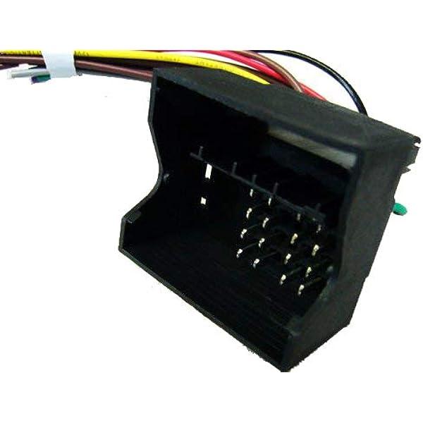 Amazon.com: Carxtc Stereo Wire Harness Install a New Car Radio. Fits VW  Jetta A5 05 06 2005 2006: AutomotiveAmazon.com
