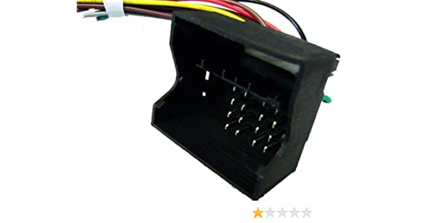 Amazon.com: Carxtc Stereo Wire Harness Install a New Car Radio. Fits Audi A4  2002 2003 2004 2005 2006: AutomotiveAmazon.com