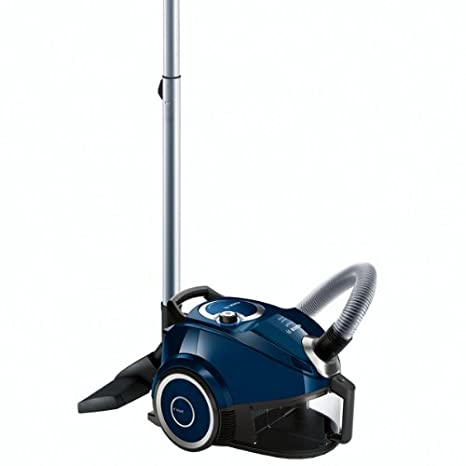 Bosch BGS42212 - Aspiradora sin bolsa, regulador electrónico de potencia, 2200 W, color azul