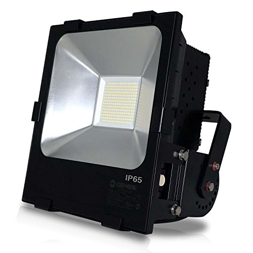 GENSSI LED Flood Square High Bay Light 21000 Lumens UL 150W 6000K HPS MH Bulbs Commercial by Genssi
