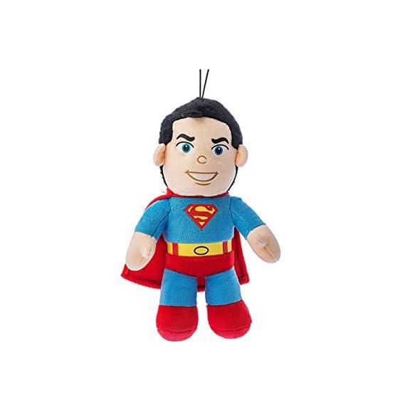 Dimpy Stuff Superhero Standing Superman Stuffed Soft Plush Big Toy for Kids, Boys & Girls - 30 cm