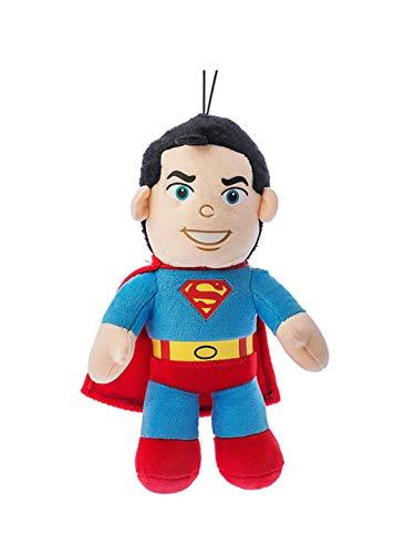 Dimpy Stuff Superman toy  30 Cm, Multicolour