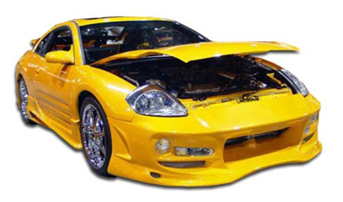 (Duraflex Replacement for 2000-2005 Mitsubishi Eclipse Bomber Body Kit - 4 Piece )