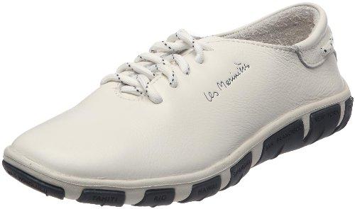 Mujer Wei Cordones con TBSJazaru Blanco Blanc Zapatillas 6AqWRw4