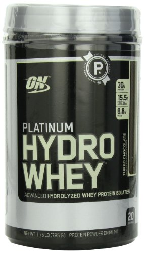 Optimum Nutrition Platinum Hydro Chocolate