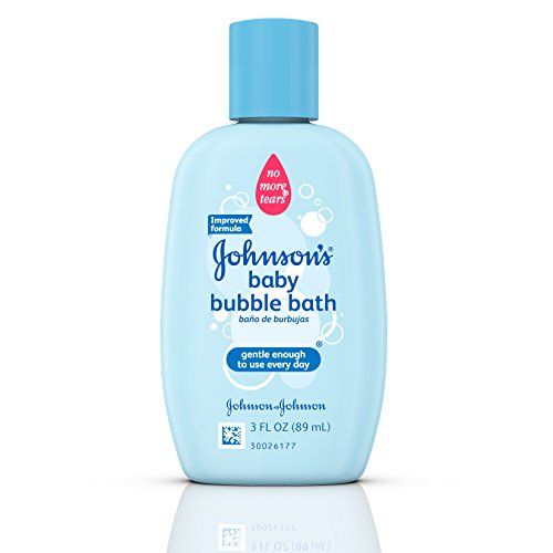 Bath Formula (Johnson's Baby Bubble Bath & Wash, Travel Size, 3 Fl. Oz.)