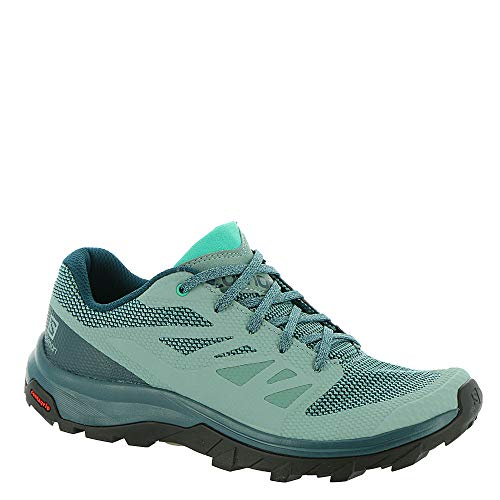 Salomon Blue Outline Femme Chaussures Outline Chaussures Femme Blue Salomon T7T8ZpA