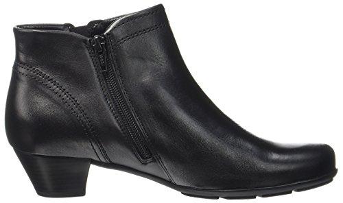 Bottes Schwarz Femme 27 Shoes Basic Gabor Noir Gabor wCRqtFx