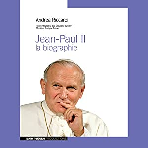 Jean-Paul II Audiobook