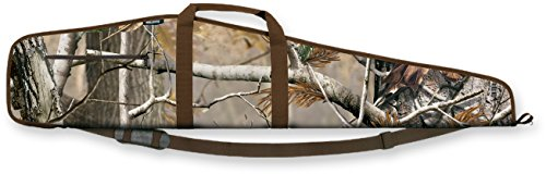 Bulldog Cases Extreme APHD Camo Scoped Rifle Case with Brown Trim (48-Inch)