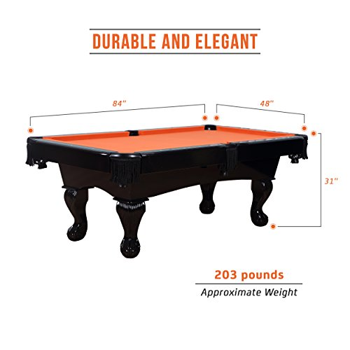 Review Harvil 84-Inch Pool Table
