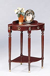 BEAUTIFUL CORNER CONSOLE TABLE / TELEPHONE STAND