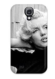 Defender Case With Nice Appearance (marily In A Turtle Neck) For Galaxy S4 by mcsharks
