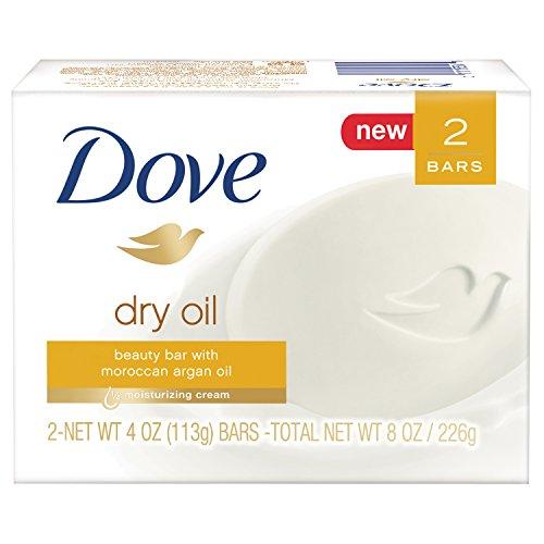 Dove Beauty Bar Dry Oil