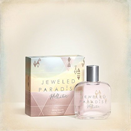 Hollister Jeweled Paradise Perfume 1.7 ounce