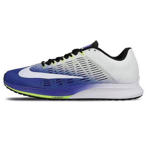 Nike Air Zoom Elite 9, Zapatillas de Running para Hombre Multicolor (Paramount Blau/weiß/schwarz/volt)