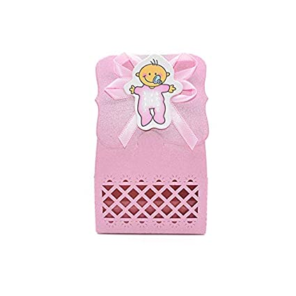 25pcs-cute Warm Childlike Sticker Hollow Gift Box Candy ...