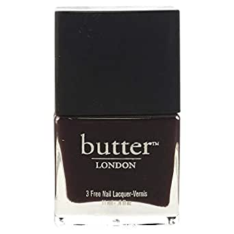 Butter London 3 Free Nail Lacquer for Women, La Moss, 11ml