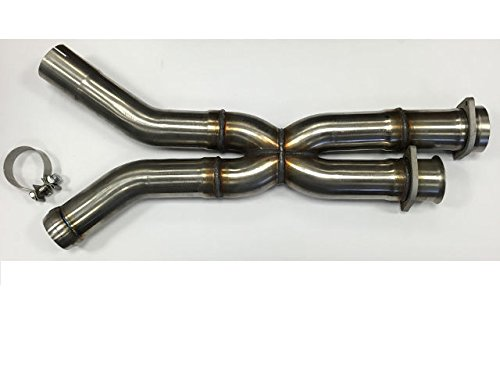 Mercedes Exhaust Crossover X-Pipe X Pipe W219 CLS55 for sale  Delivered anywhere in Canada