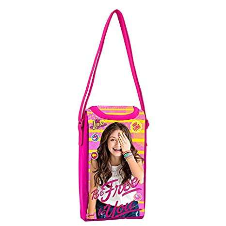 Bolsa portameriendas Soy Luna Disney Feel The Wind termica: Amazon.es: Juguetes y juegos