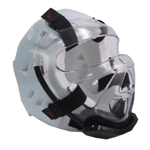 Macho Face Shield - Macho Warrior Clear Face Shield