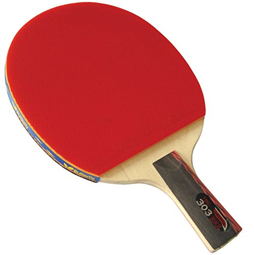 Butterfly 303 Chinese Penhold Table Tennis Racket Set 1