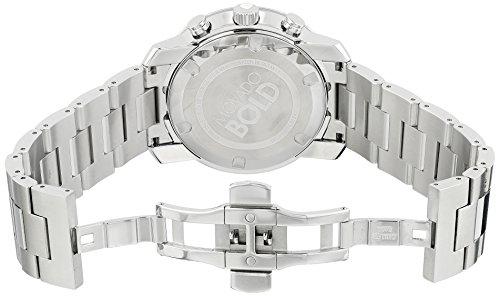 ce5ad93d2 Amazon.com: Movado Men's 3600276 Analog Display Swiss Quartz Silver Watch:  Watches