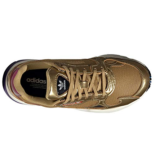 Falcon Femme Chaussures Gold Rose Met Adidas White W off Fitness De dFqxnngwX6