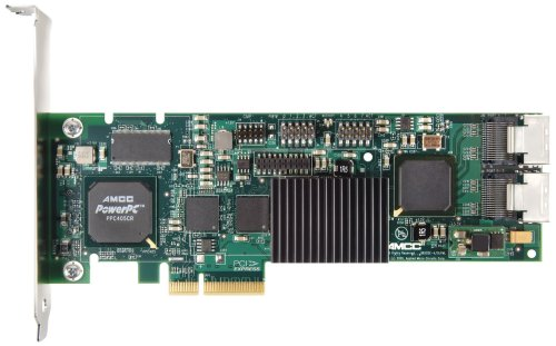 3Ware 9650SE-8LPML SATA2 Hardware RAID Controller Kit - 9650SE-8LPML-KIT by 3ware