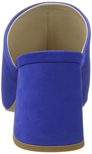 Bronx Damen BX 1254 Bjaggerx Offene Sandalen Blau (Blue)