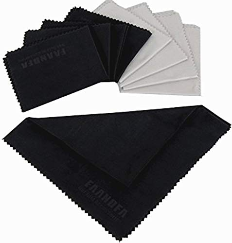FAANDFA Microfiber Cleaning Cloth for Eyeglasse...