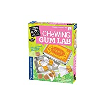 Geek & Co. Science Chewing Gum Lab Candy Science Kit