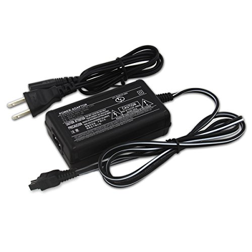 AC-L200 AC Power Adapter Charger for SONY HDR-CX210 HDR-CX220 HDR-CX330 HDR-CX380 HDR-CX390 HDR-CX625 Handycam - Charger Camcorder Sony