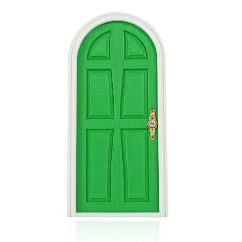 The Fairy Door (Green)
