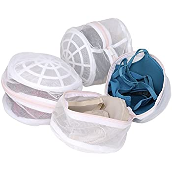 Laundry Science Premium Bra Wash Bag for Bras Lingerie and Delicates Set of 3
