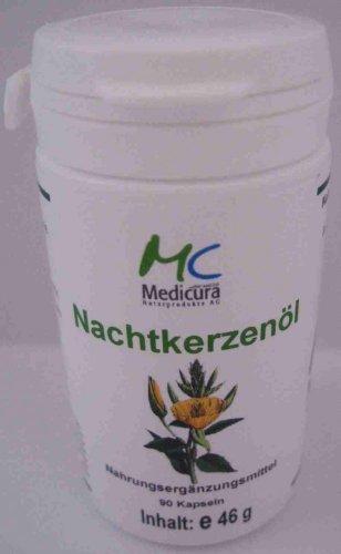 Cápsulas De Aceite De Onagra - MC