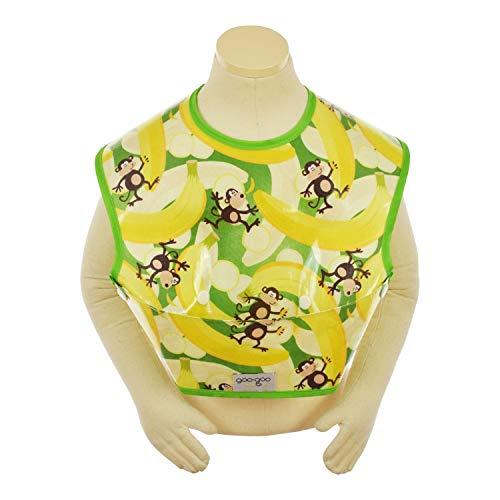 The Only Bib You Will Ever Need! Goo-Goo Baby Waterproof Perfect Pocket Bib