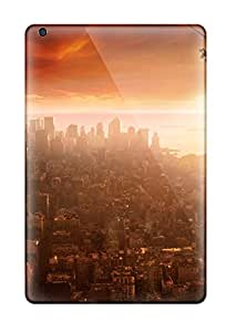 Snap On Case Cover Skin For Ipad Mini 3(fly Air Game Scene)